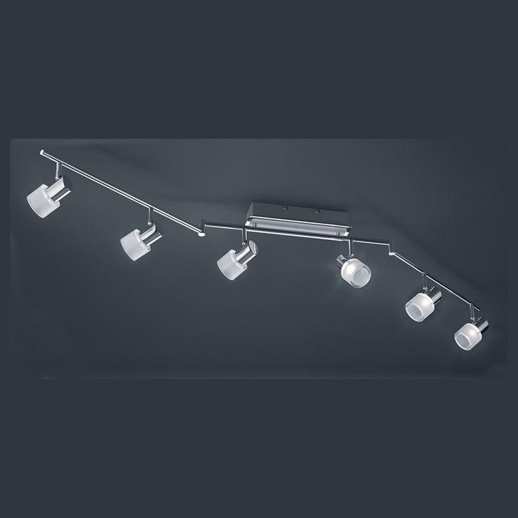 Good Die edle und hochwertige LED Schiene zeichnet sich durch angenehmes Licht und ihre erstklassige Verarbeitung aus Mit der Verstellbarkeit bietet diese au er