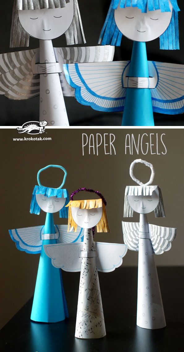Paper Angels