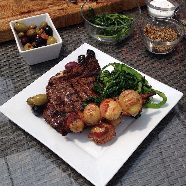 The Perfect Steak with Naz Cavallaro. CLICK TO WATCH:https://youtu.be/KKa8IUOL4MY?t=18m48s #PerfectSteak #SteakRecipe