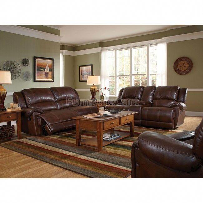 Mackenzie Motion Living Room Set Coaster Furniture Furniture Cart Cheaplivingroomsets Braune Couch Wohnzimmer Ideen Wohnzimmer Braun Dunkelbraune Mobel