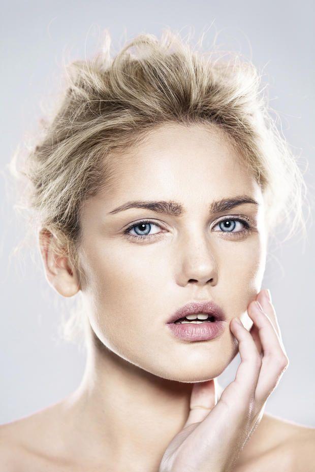 Trick: Nie wieder fleckige Foundation #make-up #naturallook