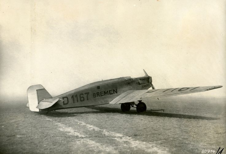 29 October 1932 - Junkers W 33 D-2017 Marmara of Luft Hansa was on a freight flight from Croydon to Cologne when it crashed off the Kent coast.