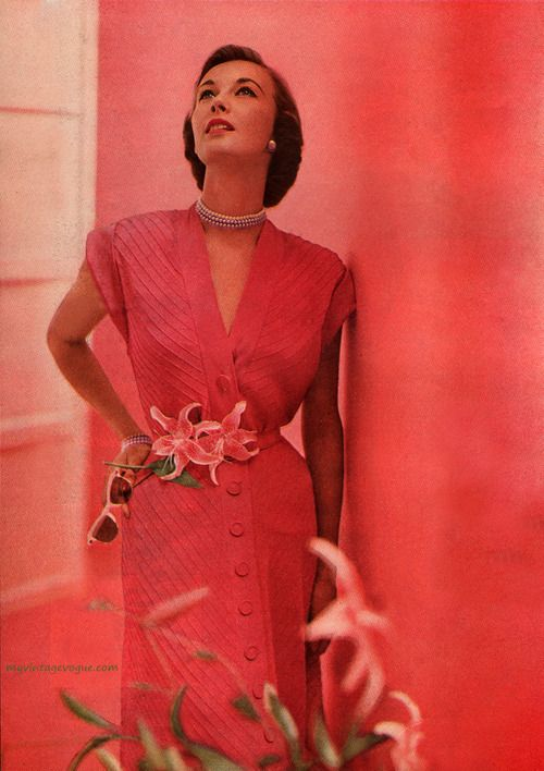 Stonecutter / Sylvan Rich Original 1951: Fashion 1950S, Originals, Stonecutter Sylvan Rich, Vintage Fashion, Dress, 1950 S Fashion, Original 1951, Rich Original, 1950S Fashion