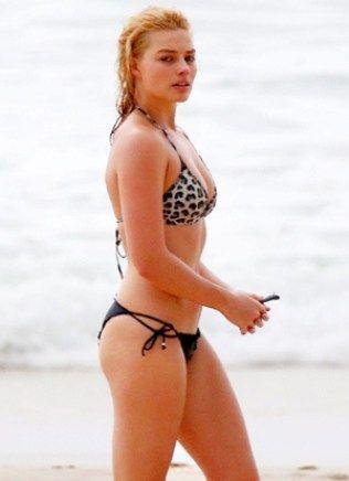 Margot Robbie Body Measurements