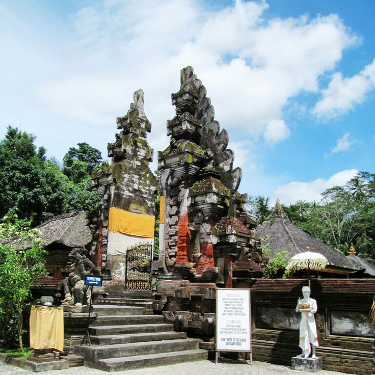 Pura Tampak Siring, Bali