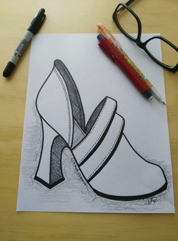 Another one ... DAZ Shoes 1916... #dazshoes1916 #diseñoandizappa #zapatos #shoes #calzado #zapatería #diseño #handmade #madeincolombia #diseñodecalzado #sketchdecalzado #sketching #illustration #ilustracion #design #sketchoftheday #shoeart #drawingshoes #dibujozapatos #shoesdraw #shoedesigner #fashiondesigner #fashionillustration #footweardesigner #shoeillustration #medellin #comprocolombiano #footweardesign #shoesketch https://www.facebook.com/DAZ-Shoes1916-349377852081204/