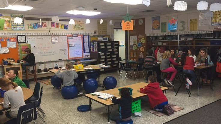 Goodbye, desks! Hastings classrooms add 'flexible learning spaces' | Hastings Star Gazette
