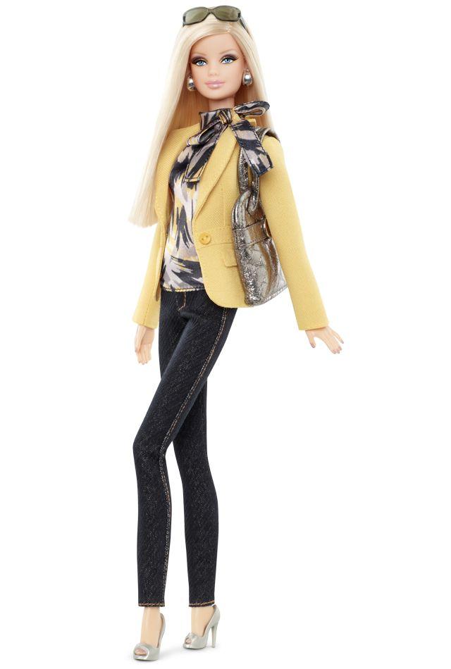Barbie styled by Tim Gunn