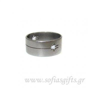 Ανδρικό δαχτυλίδι χαραγμένο - Είδη σπιτιού και χειροποίητες δημιουργίες | Σοφία #ανδρικα #δαχτυλιδια #κοσμηματα #andrika #daxtylidia #kosmhmata