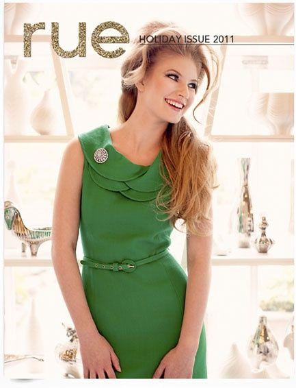 mooie groene jurk