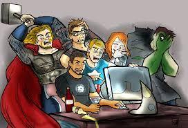 Resultado de imagen de avengers fan art