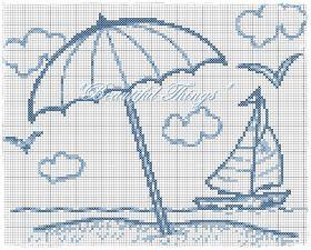 Blog su ricamo punto croce,cucito creativo e punto croce.