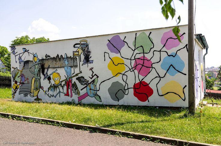 Výsledek obrázku pro Petr Emptych a Pavel Šebek > Graffiti Boom Cheb