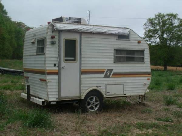 11 ft Camper Trailer | Craigslist & eBay Finds ...
