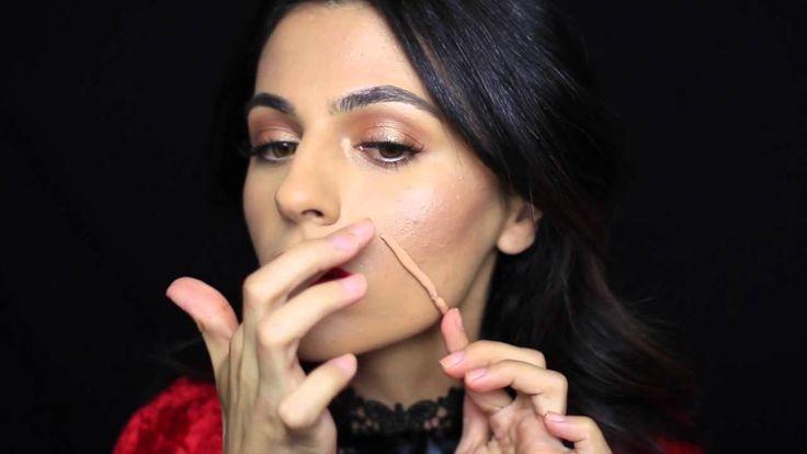 Halloween Makeup: Little Red Riding Hood | Makeup Tutorial | Teni Panosian