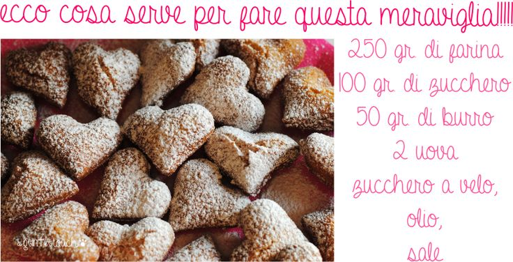 agentletouch: A carnevale ogni 'frittella' vale!!!!!!