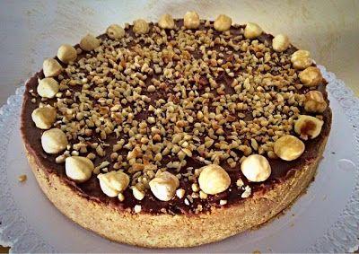 Francy non solo torte: Cheesecake alla Nutella