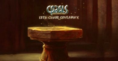 13th Chair Giveaway Win free influence on Facebook News | Cabals: Magic & Battle Cards