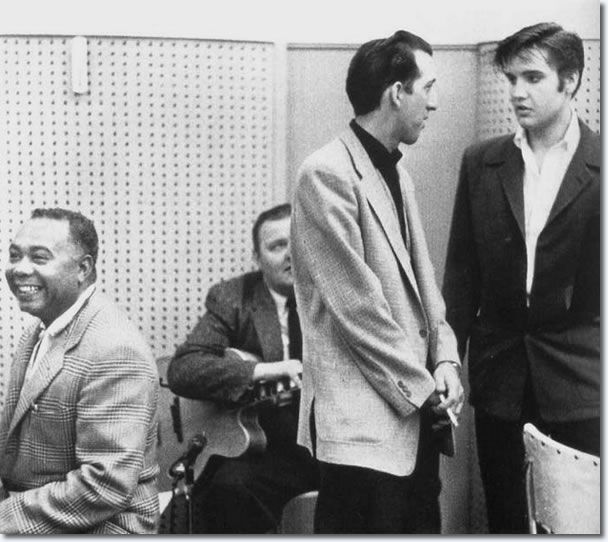 Barney Kessel And His Men Breakfast At Tiffanys