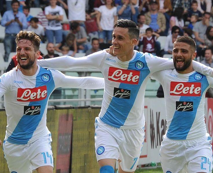 """""""Mi piace"""": 8,703, commenti: 29 - SSC Napoli (@officialsscnapoli) su Instagram: """" Callejón: """"Avanti così. Vogliamo vincerle tutte"""" ⚽️ #TorinoNapoli 0-5 #SerieATIM…"""""""