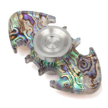 EDC Bat Shape Hand Spinner Finger Spinner Fidget Gadget Focus Reduce Stress Tool //Price: $14.99 & FREE Shipping //     #fidget  #spinner