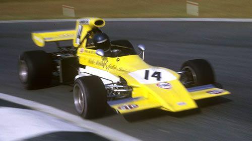 Mike Buettler - March 721G - Belgian GP