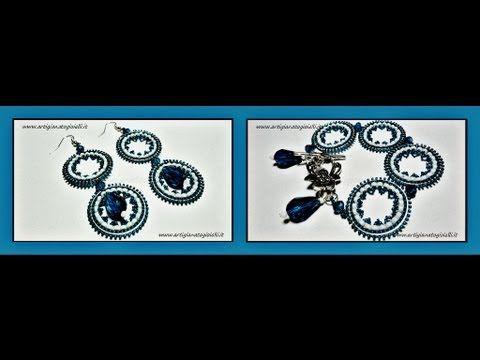 Video #Creazioni - Collezione #Musica - #Parure #Modà #jewellerymaking #beading #bead #bijouxbeads #jewellery