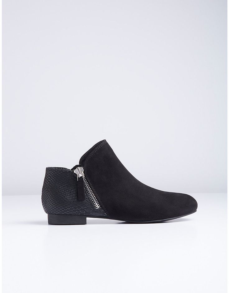 Low Ankle Boot | Lane Bryant