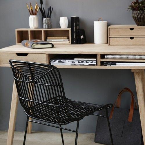 les 54 meilleures images du tableau bureau sur pinterest bureaux deco bureau et espaces. Black Bedroom Furniture Sets. Home Design Ideas