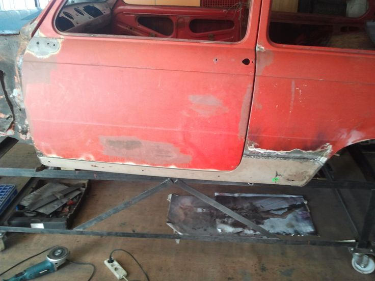 New project Abarth OT 1600 Berlina