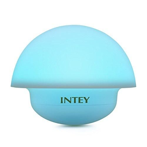 Oferta: 11.99€ Dto: -60%. Comprar Ofertas de INTEY LED Luz Nocturna USB Lámpara Táctil Luz nocturna Forma de Seta 3 modos de funcionamiento Para la illuminación de habita barato. ¡Mira las ofertas!