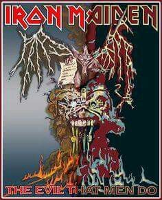 17 Best Images About Iron Maiden On Pinterest Iron