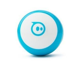 Sphero Mini packs tons of fun into a tiny, app-enabled robot about the size of a ping pong ball. Driving. Gaming. Coding. STEM is now fun-sized!