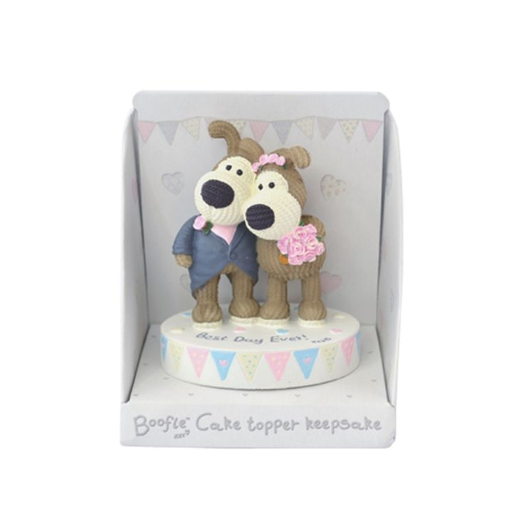 Boofle Cake Topper