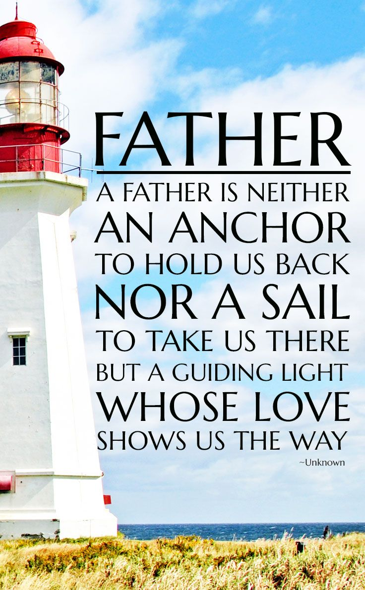 Love this Guiding Light Quite - it's perfect for Father's Day!