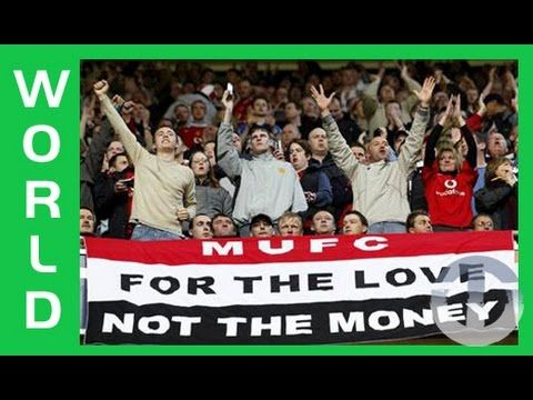 FC United of Manchester on Trans World Sport