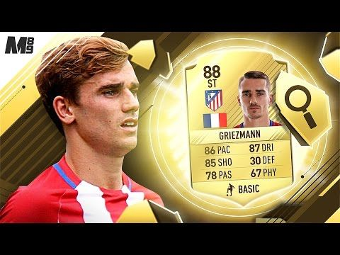 http://www.fifa-planet.com/fifa-ultimate-team/fifa-17-griezmann-review-88-griezmann-fifa-17-ultimate-team-player-review/ - FIFA 17 GRIEZMANN REVIEW | 88 GRIEZMANN | FIFA 17 ULTIMATE TEAM PLAYER REVIEW  FIFA 17 Griezmann Review – FIFA 17 88 Griezmann Player Review. Lets smash 1,000+ likes on this FIFA 17 Griezmann Review! Cheap MSP/PSN and Game Codes: https://www.g2a.com/r/marshall89hd Use 'M89' for a discount!  ►Subscribe for more FIFA 17: h... Cheap FIF