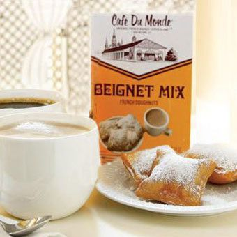 how to make beignet mix from scratch