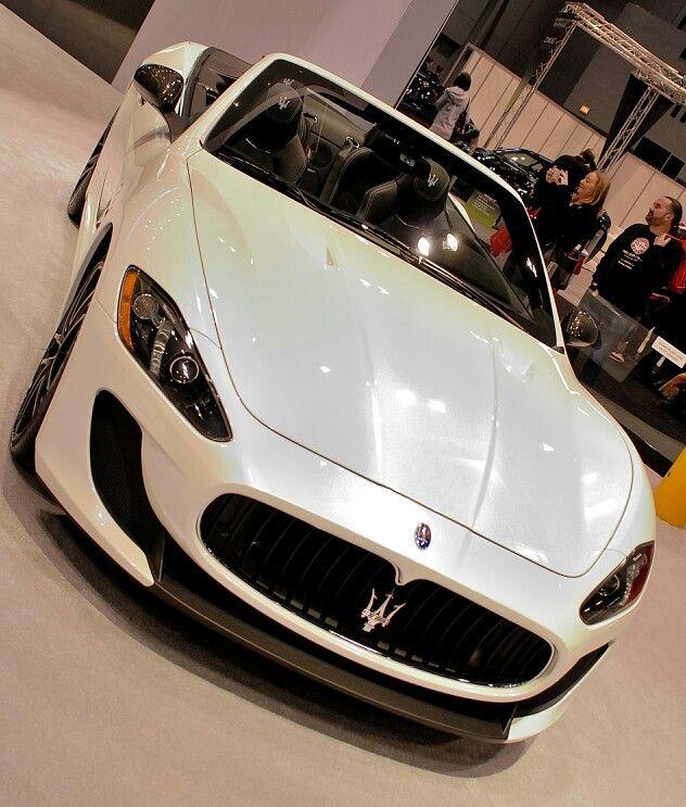 Mazeratti Ghibli - 2014 Chicago Auto Show  #Mazeratti #Ghibli #Sportscar #Supercar #Luxury #