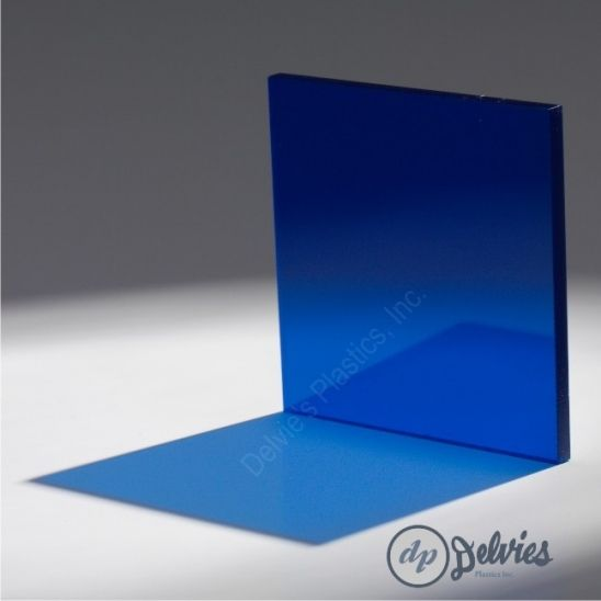 Rich Colored Transparent Acrylic Sheet Our Transparent Cast Acrylic Sheets are sheets that are easily seen through, but maintain a colored hue. This is a fantastic choice for cabinetry, backlighting