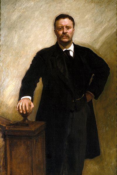 Πορτρέτο του Θεόδωρου Ρούσβελτ (1903)
