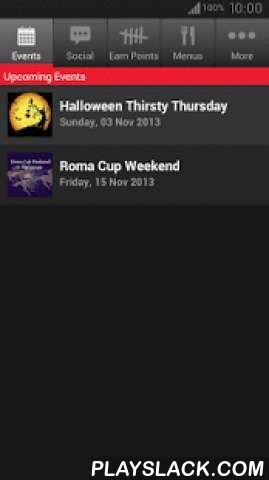 Commonwealth Hotel Roma  Android App - playslack.com , The OFFICIAL Commonwealth Hotel Roma App The Commonwealth Hotel Roma: Est 1927 Is a pub for every generation! Driving into Roma one of the first landmarks you will come across is the peaked turret of The Commonwealth Hotel. Famous for its char grilled steaks, it's your choice whether to you have a casual meal in the Main Sports bar and attached Beer Garden, or dine in the hotel's restaurant, Bistro 75. With 38 Pokies, Keno, TAB…