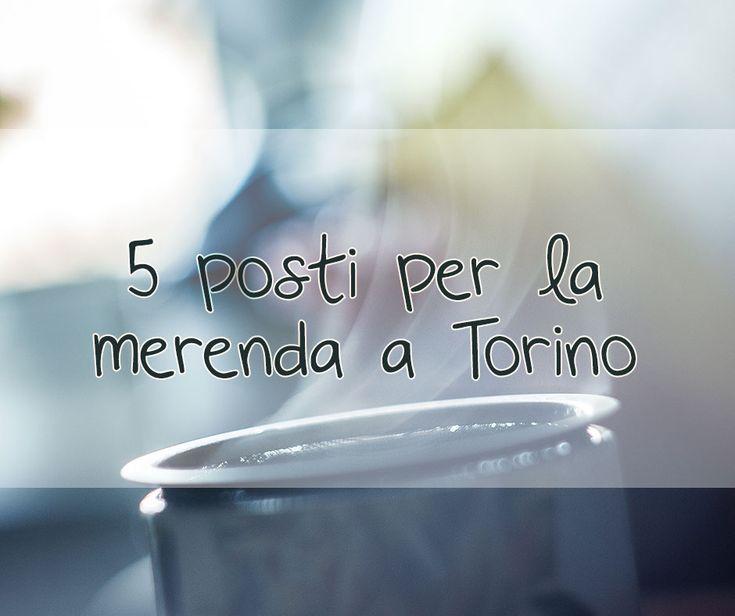 Prendersi una (giustissima) pausa da tutto, fermare il mondo e fare merenda a Torino. Una lista dei posti dove mangiare bene e stare come a casa.