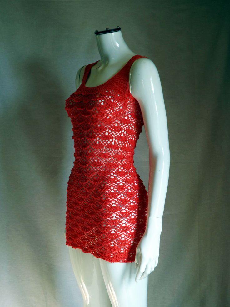 summer dress crochet