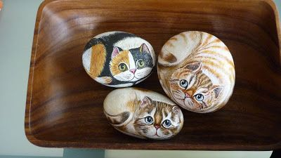 Painting On Stones Rocks Pebbles