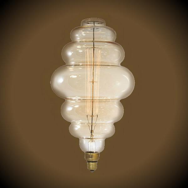 Mega Nostalgic Bee Hive Light Bulb 15 5 In Length Vintage Light Bulbs Light Bulb Bulb