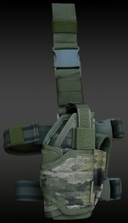 A-TACS iX UNIVERSAL DROP LEG HOLSTER