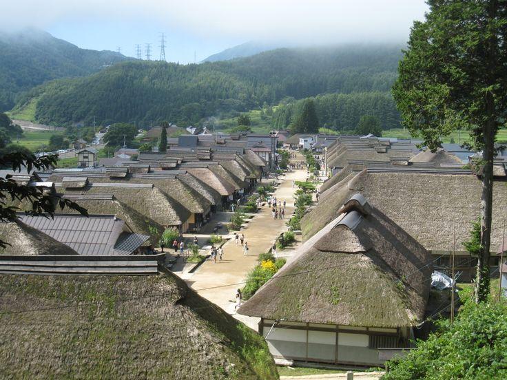 大内宿 東北観光でおすすめな至極の絶景まとめ。言葉を失うほどの美しさです! - Find Travel