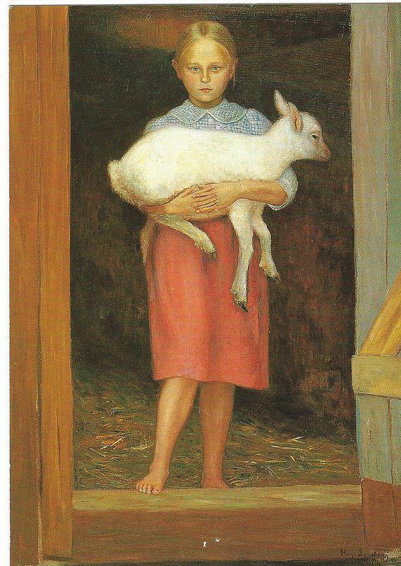 Hugo Simberg (1873-1917) | por Paicil