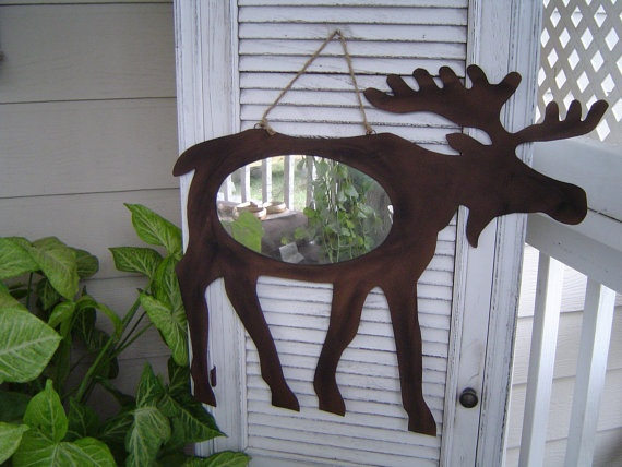 Moose Wall Decor 15 best moose wall mirror images on pinterest
